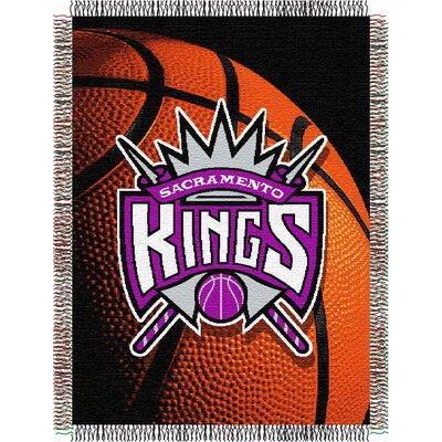 NBA Sacramento Kings Tapestry Throw