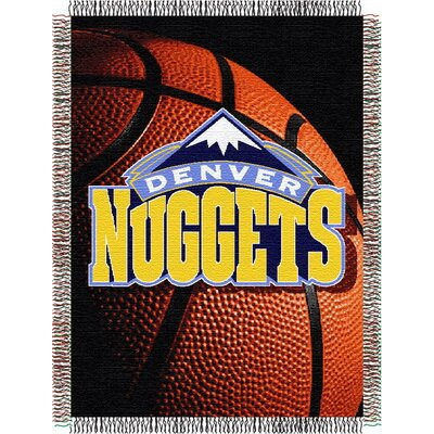 NBA Denver Nuggets Tapestry Throw