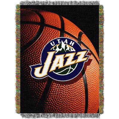 NBA Utah Jazz Tapestry Throw