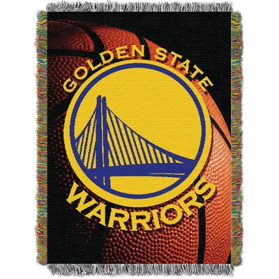 NBA Golden State Warriors Tapestry Throw