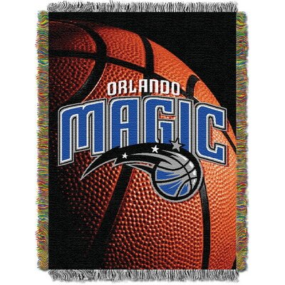 NBA Orlando Magic Tapestry Throw