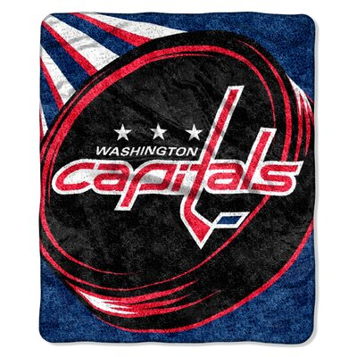 NHL Sherpa Puck Throw NHL Team: Washington Capitals