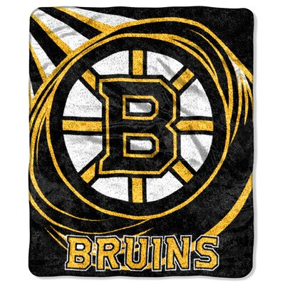 NHL Sherpa Puck Throw NHL Team: Boston Bruins