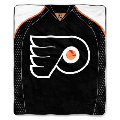 NHL Jersey Throw NHL Team: Philadelphia Flyers
