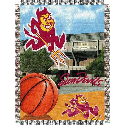 NCAA Arizona State Tapestry Throw