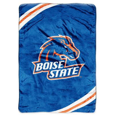 NCAA Boise State Force Raschel Throw