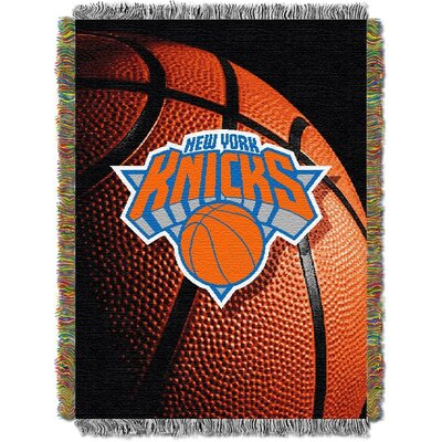 Northwest Co. NBA Tapestry Throw - NBA Team: New York Knicks at Sears.com