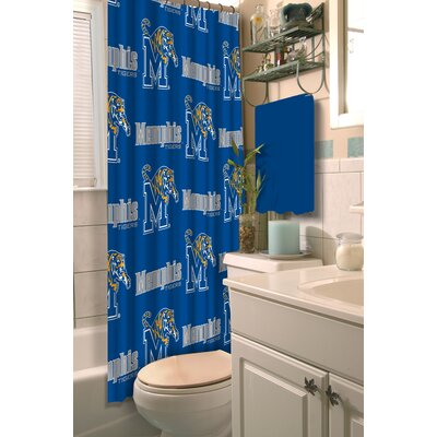 NCAA Shower Curtain NCAA Team: University of Memphis