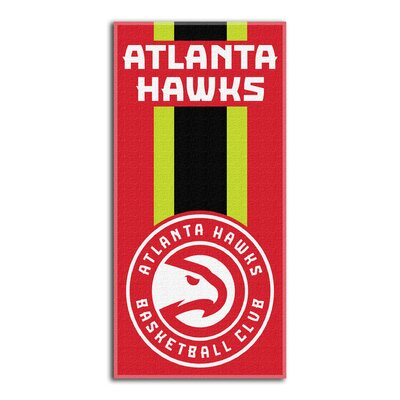 NBA Zone Read Beach Towel NBA Team: Hawks