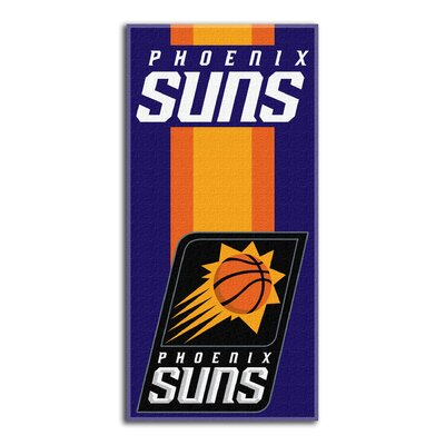 NBA Zone Read Beach Towel NBA Team: Suns
