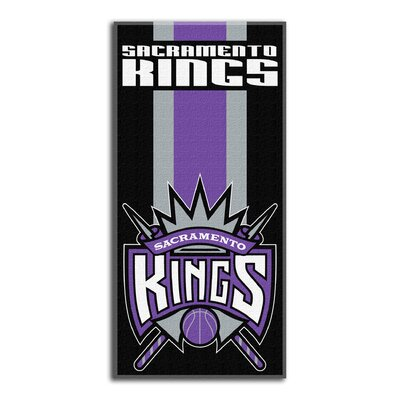 NBA Zone Read Beach Towel NBA Team: Kings