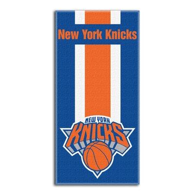 NBA Zone Read Beach Towel NBA Team: Knicks