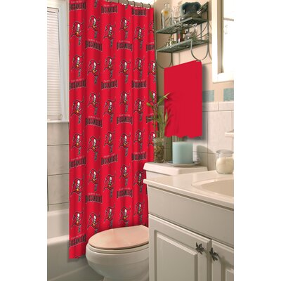 NFL Shower Curtain NFL Team: Buccs