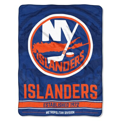 NHL Zone Read Beach Towel NHL Team: Islanders