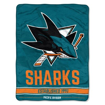 NHL Zone Read Beach Towel NHL Team: Sharls