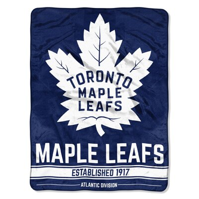 NHL Zone Read Beach Towel NHL Team: Maple Leafs