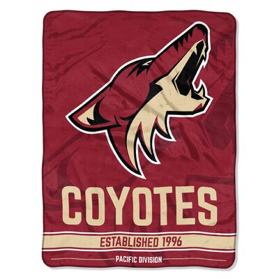 NHL Zone Read Beach Towel NHL Team: Coyotes
