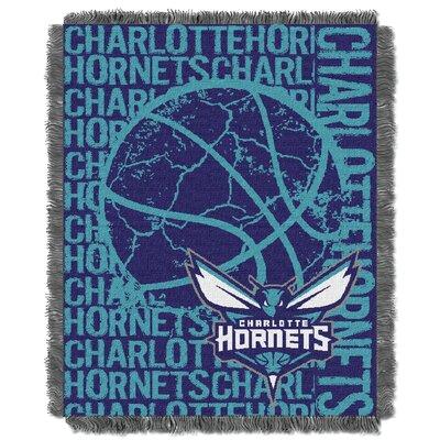 NBA Hornets Double Play Throw