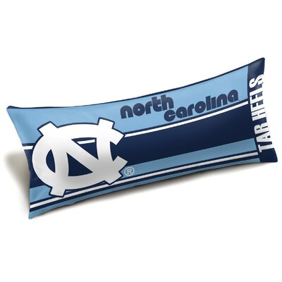 NCAA Seal Bed Rest Pillow NCAA Team: University of North California