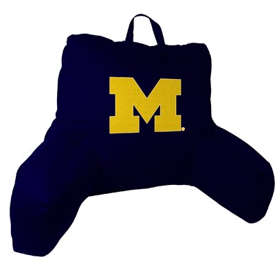 NCAA Seal Bed Rest Pillow NCAA Team: University of Michigan