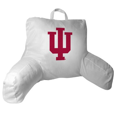 NCAA Seal Bed Rest Pillow NCAA Team: Indiana University