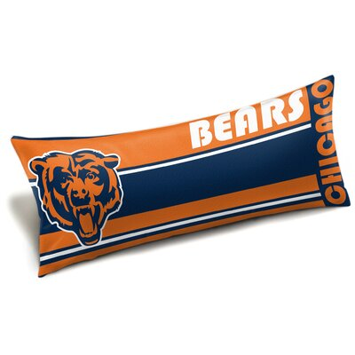 NFL Seal Bed Rest Pillow NFL Team: Bears