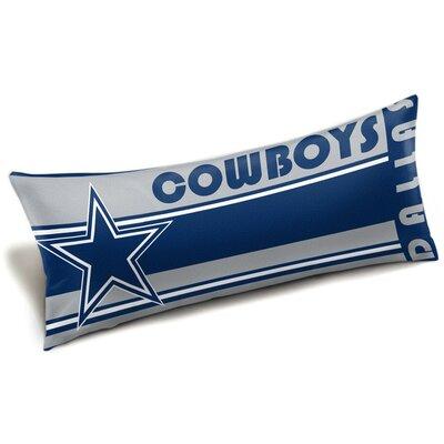 NFL Seal Bed Rest Pillow NFL Team: Cowboys