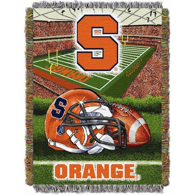 NCAA Syracuse Tapestry Throw