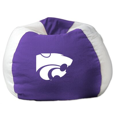 College Bean Bag Chair NCAA Team: Kansas State