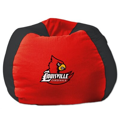 College Bean Bag Chair NCAA Team: Louisville