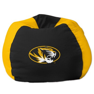 College Bean Bag Chair NCAA Team: Missouri