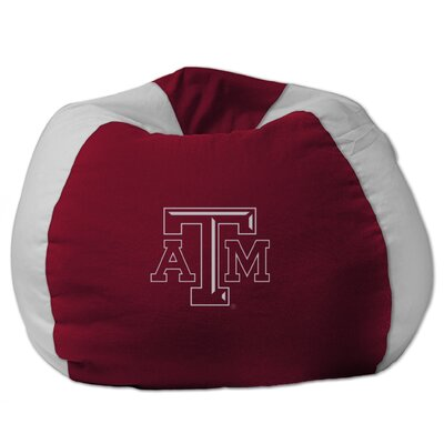 College Bean Bag Chair NCAA Team: Texas A&M