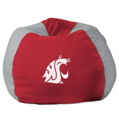 College Bean Bag Chair NCAA Team: Washington State