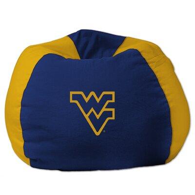 College Bean Bag Chair NCAA Team: West Virginia