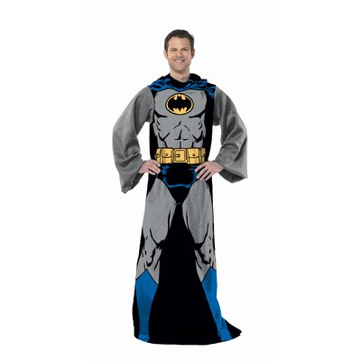 Entertainment Batman in Comfy Fleece Throw
