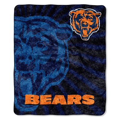 NFL Chicago Bears Sherpa Strobe Throw