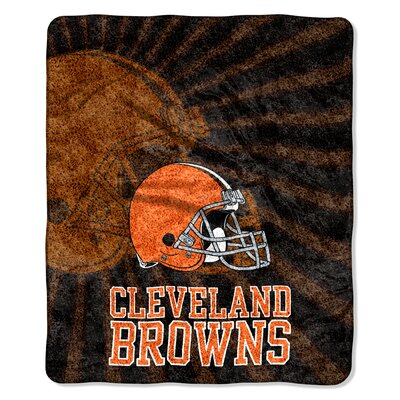 NFL Cleveland Browns Sherpa Strobe Throw