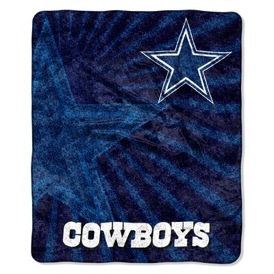 NFL Dallas Cowboys Sherpa Strobe Throw