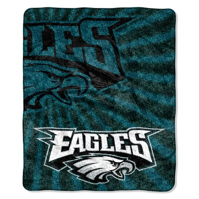NFL Philadelphia Eagles Sherpa Strobe Throw