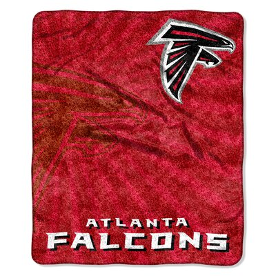 NFL Falcons Sherpa Strobe Throw