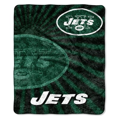 NFL New York Jets Sherpa Strobe Throw