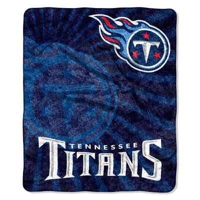 NFL Titans Sherpa Strobe Throw