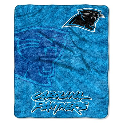 NFL Carolina Panthers Sherpa Strobe Throw