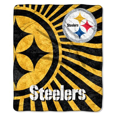 NFL Pittsburgh Steelers Sherpa Strobe Throw