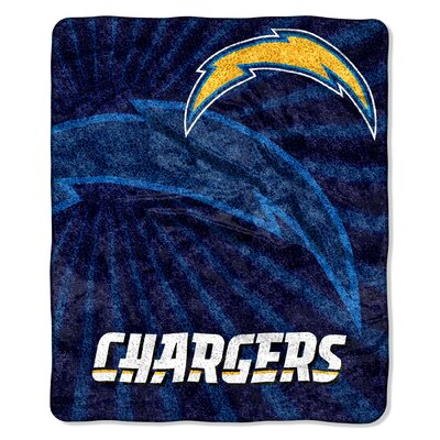 NFL Chargers Sherpa Strobe Throw