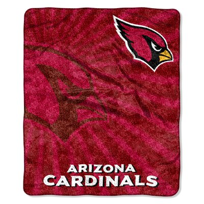 NFL Cardinals Sherpa Strobe Throw