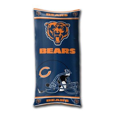 NFL Folding Body Pillow NFL Team: Chicago Bears