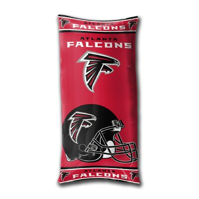 NFL Folding Body Pillow NFL Team: Atlanta Falcons