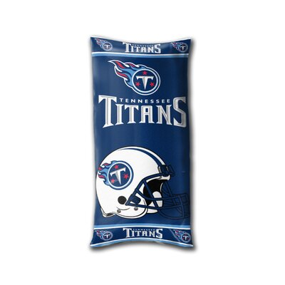 NFL Folding Body Pillow NFL Team: Tennessee Titans