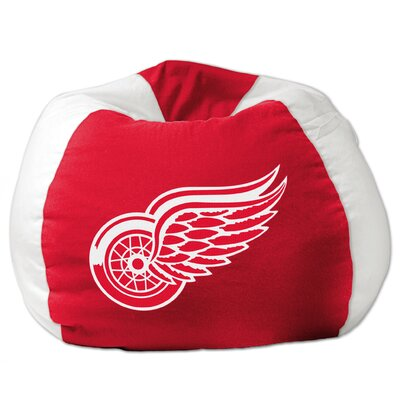 NHL Bean Bag Chair NHL Team: Detroit Red Wings